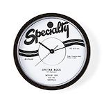 Willie Joe And His Unitar Wall Clock