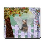 Angel Pup Mousepad