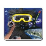 Cairn Underwater Mousepad