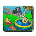 Pool Party Mousepad