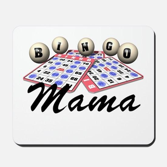 Bingo Mama Mousepad