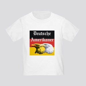 Deutsche Amerikaner Toddler T-Shirt