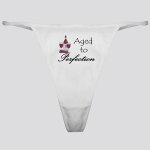 Aged to perfection Classic Thong