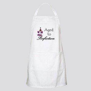Aged to perfection BBQ Apron