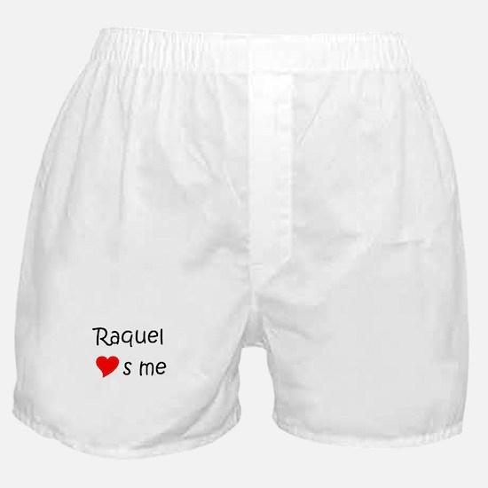 Cute Raquel Boxer Shorts