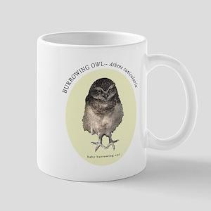 Baby burrower 2 Mug