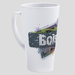Boise 17 oz Latte Mug