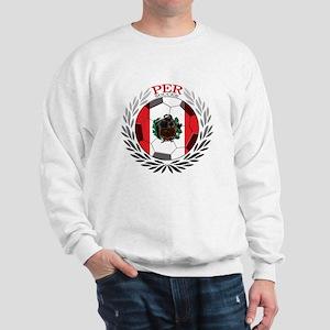 Peru Soccer Sweatshirt