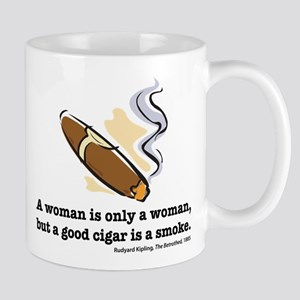 Kipling's Cigar Mug