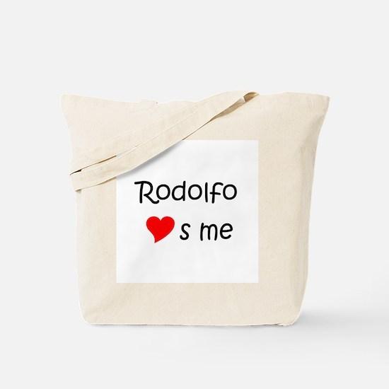 Unique Rodolfo Tote Bag