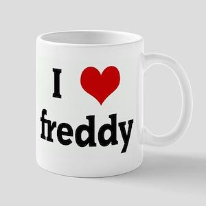 I Love freddy Mug