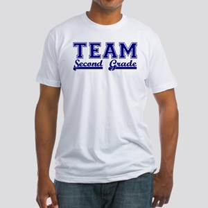 Team Second Grade Fitted T-Shirt