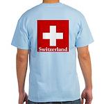 Swiss Cross-2 Light T-Shirt