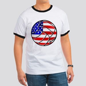 U.S. Volleyball Ringer T