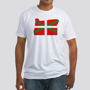 Oregon Basque Fitted T-Shirt