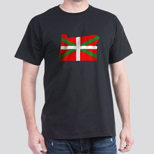 Oregon Basque Dark T-Shirt