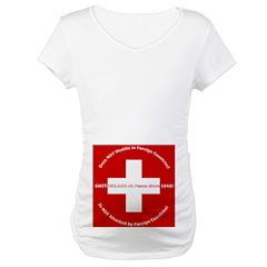 Swiss Cross/Peace Shirt