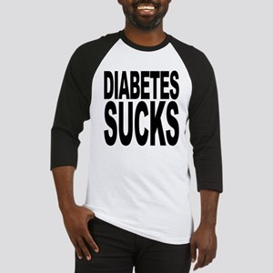 Diabetes Sucks Baseball Jersey