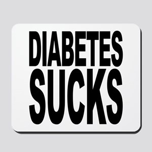 Diabetes Sucks Mousepad