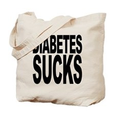 Diabetes Sucks Tote Bag
