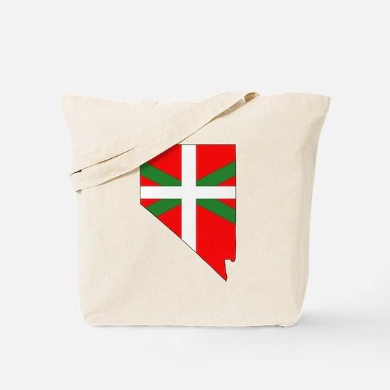 Nevada Basque Tote Bag
