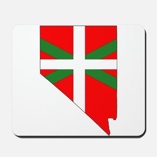 Nevada Basque Mousepad