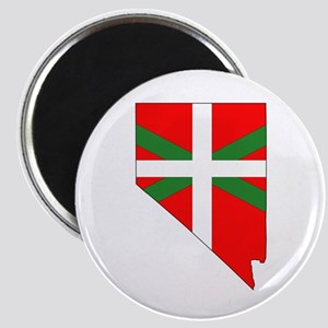 Nevada Basque Magnet