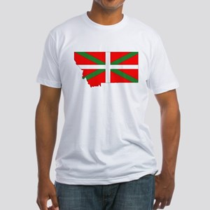 Montana Basque Fitted T-Shirt