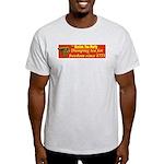 Dumping Tea 4 Freedom Light T-Shirt