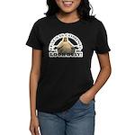Humorous Jesus Women's Dark T-Shirt