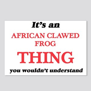 It's an African Clawe Postcards (Package of 8)