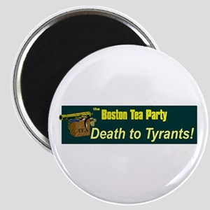 Death to Tyrants Magnet