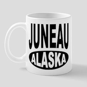 Juneau Alaska Mug