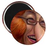 """shiitaka 2.25"""" Magnet (100 pack)"""