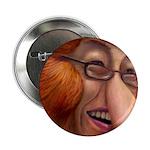 """shiitaka 2.25"""" Button (100 pack)"""