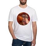 shiitaka Fitted T-Shirt