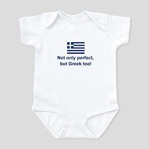 Perfect Greek Infant Bodysuit