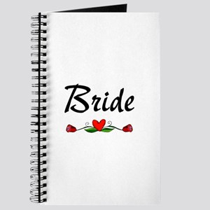 Bride (Roses) Journal