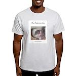 Reluctant Spy Ash Grey T-Shirt