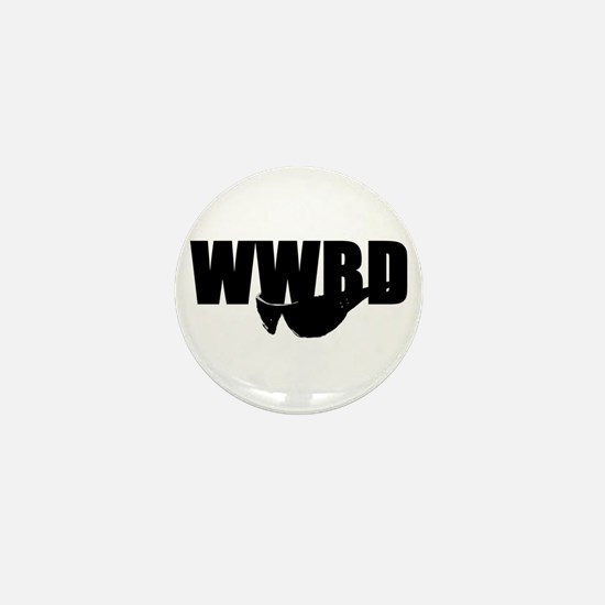 WWBD? Mini Button