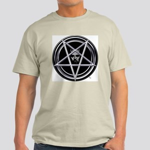 Pentagram with Father Tee (Light)