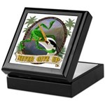 Never Give Up v.2 Keepsake Box
