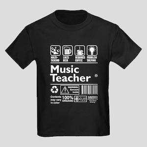 Music Teacher T Shirt T-Shirt
