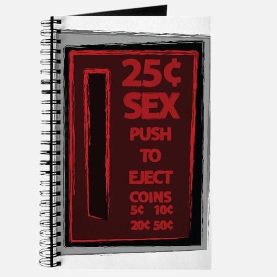 25 Cent Sex Journal