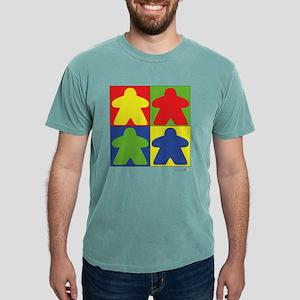 4 field meeples Mens Comfort Colors® Shirt