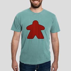 Big Red Meeple Mens Comfort Colors® Shirt