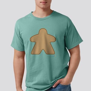 Big Beige Meeple Mens Comfort Colors® Shirt