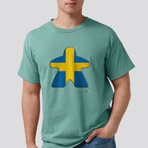 A Swedish Meeple Mens Comfort Colors® Shirt