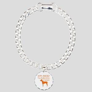 DOBIE ANGEL Charm Bracelet, One Charm