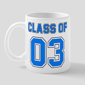 Class of 03 Mug